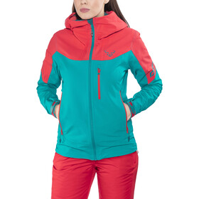 Dynafit W's Mercury 2 Dynastretch Jacket Hibiscus